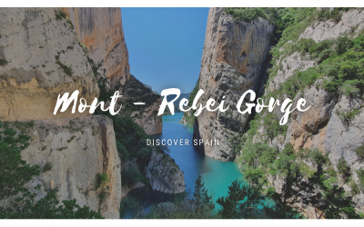 Hiking the Mont – Rebei Gorge in Spain