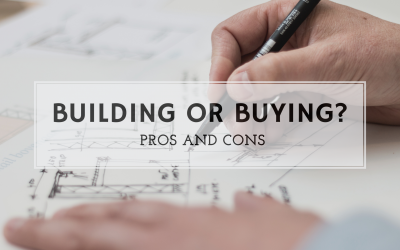 Building or Buying?